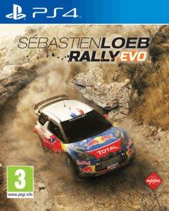 Sébastien Loeb Rally EVO PS4 and Xbox one £9.99 @ game