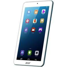 Refurbished (12 Month Guarantee) Acer Iconia One 7 Inch Android Tablet - Blue  ArgosEbay £42.99