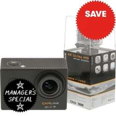 Ultra 4K action cam was £99.99 know £47.99 - Manager's special event @ JTF