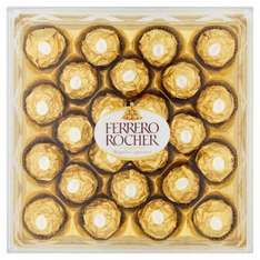 Ferrero rocher 24 pack ONLY £5.00 at Morrisons