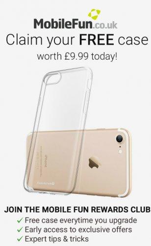 Mobile Fun: Free iPhone 7 Case