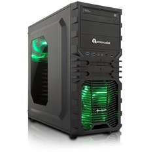 PC Specialist Gaming Desktop - Intel i5-6600 QC, 16GB RAM, 240GB SSD + 2TB HDD, NVIDIA GTX 1070 Graphics, Windows 10 - £826.00 via Amazon