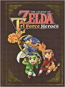 The Legend of Zelda: Tri Force Heroes Collector's Edition Guide @ Amazon.co.uk (Rush Gaming) - £6.99 (£4.99 Prime)