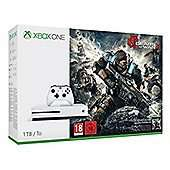 Xbox One 1TB Gears Of War 4 + Forza Horizon 3 + 2000 Clubcard Points all for £249.99 @ Tesco Direct