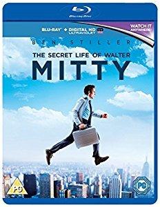 The Secret Life of Walter Mitty Blu-Ray @ Amazon £4.81 prime £6.80 non prime