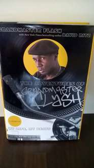 The Adventures of Grandmaster Flash, A Memoir - £1 @ Poundland