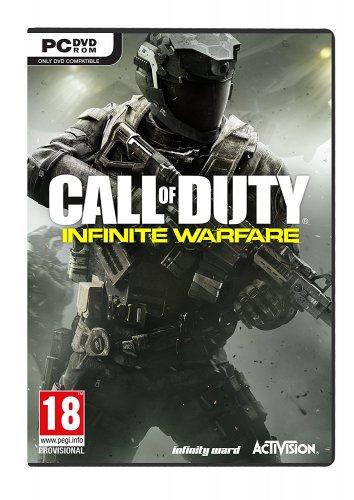 Call of Duty: Infinite Warfare PC DVD - £14.99 (Prime) £16.98 (Non Prime) @ Amazon