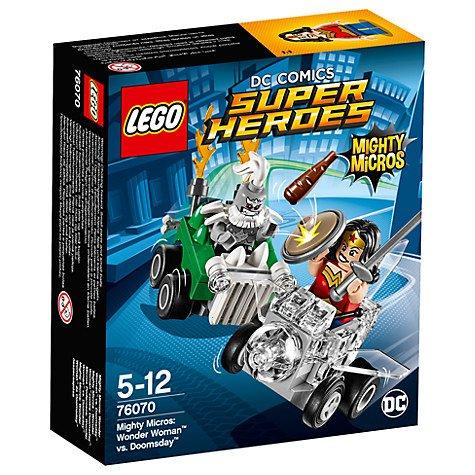 Lego Super Heroes 76070 76068 76069 £5 instore @ Asda Southampton