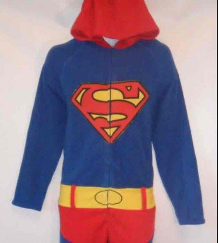 Adult Superman Onesie now £3 @ Chester Primark