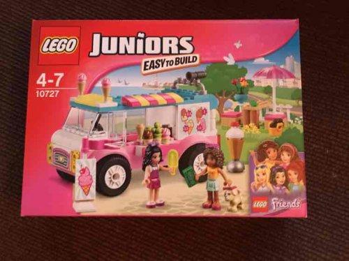 Lego Juniors/Friends Emma's Ice Cream Truck - £9 instore @ ASDA