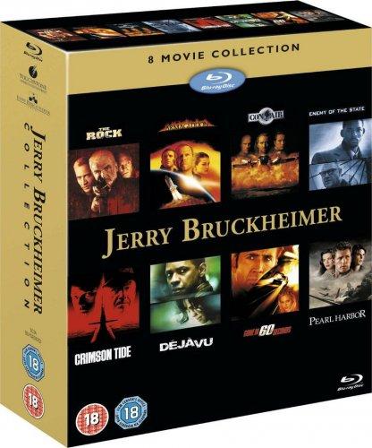 Jerry Bruckheimer 8 Film Blu-ray Box Set £14.99 @ Zavvi