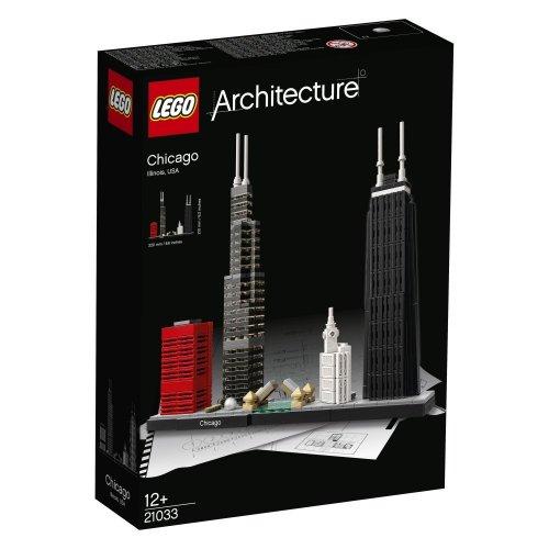 LEGO 21033 Chicago City £33.88 Amazon.co.uk