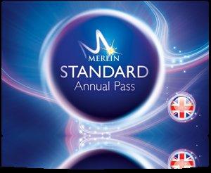 Merlin annual pass family pass £97 with Gourmet Society Membership