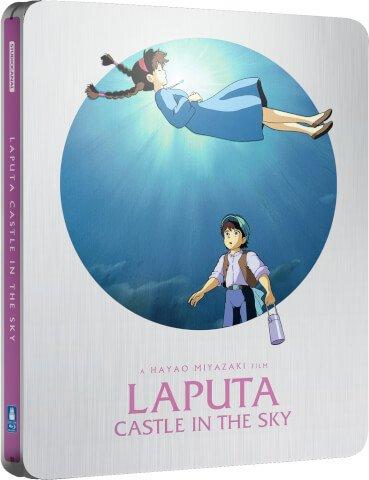 Laputa: Castle in the Sky Blu-ray Steelbook Studio Ghibli - Zavvi