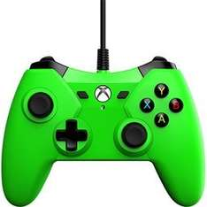 Xbox One Pro EX Controller Green £19.99 @ Game