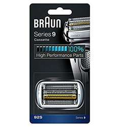 Braun 92S Series 9 Electric Shaver Replacement Foil and Cassette Cartridge - Silver £29.97 @ Amazon.co.uk