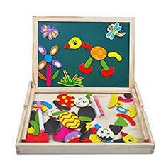 free wooden toy when buying wooden toy- £14.95 on Amazon (Prime or add £4.75)
