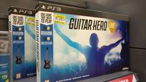 Guitar Hero Live PS3 - £7.50 @Tesco (Instore/Leigh)