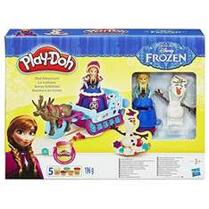 Amazon add on item Play-Doh Sled Adventure Featuring Disney's Frozen - £4.99