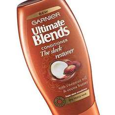 Garnier Ultimate Blends Sleek Restorer Conditioner 200ml Pack of 6 £1.60 @ Amazon (Usually dispatched within 1 to 2 months)