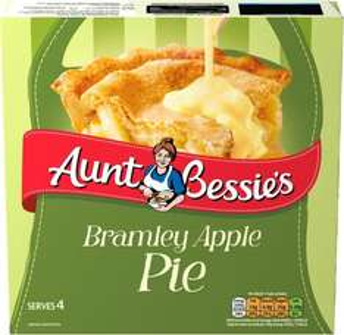 Aunt Bessie's Bramley Apple Pie (550g) was £1.47 now £1.00 @ Morrisons