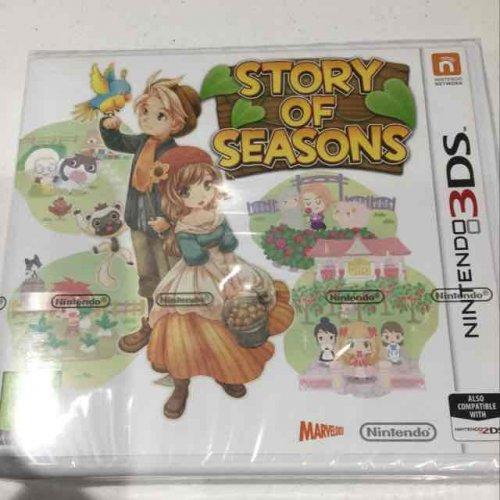 Story of Seasons. 3DS £15 @ Smyths Toys Reading