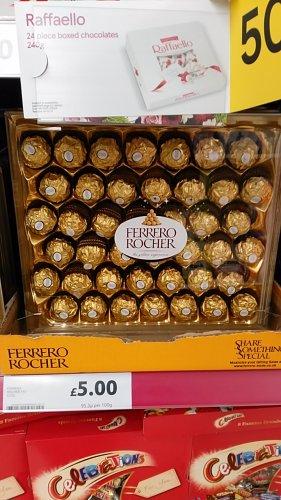 Ferrero Rocher T42 525g £5 @ Tesco in store only
