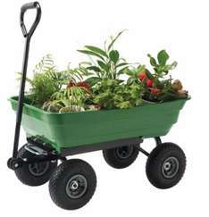 Garden Cart with Tipping feature, £32.99 delivered fast and free @ clearance_centre_123/eBay