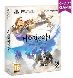 Horizon Zero Dawn Limited Edition - Only at GAME - £54.99