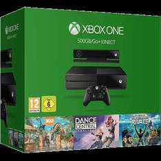 Xbox One 500GB Kinect Family Pack (3 games)& Turtle Beach 50X Headset + free 1 day del. £219.99@ game.co.uk
