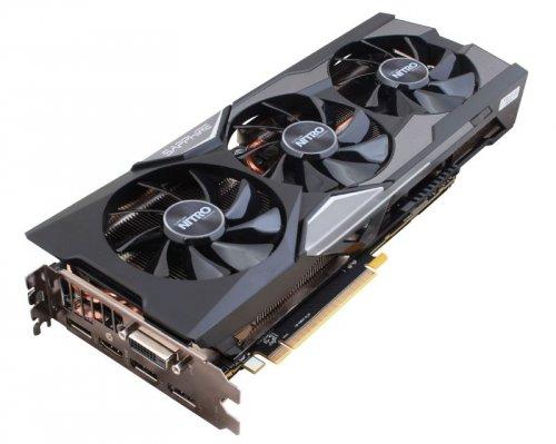 Sapphire Nitro AMD R9 Fury 4 GB £264 @amazon