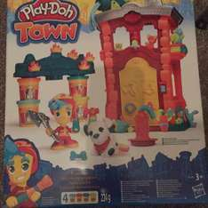play doh town fire house usually £20 now £5! instore @ Asda