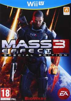 Mass Effect 3: Special Edition (Wii U/PS3) £3.99 Delivered (Preowned) @ Grainger Games