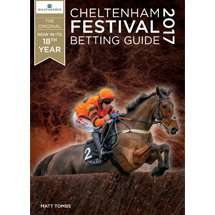 Weatherbys Cheltenham Festival Betting Guide 2017 - £12.95 delivered with code @ Bettrendsshop.co.uk