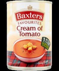 Baxters Cream of Tomato @ Poundland 2 for £1 (expiry date Jul 2018)