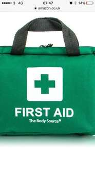 90 piece first aid kit was £22.99 Now £12.74 Prime or £17.49 non prime Sold by The Body Source and Fulfilled by Amazon.