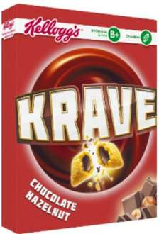 Krave cereal 99p at Farmfoods