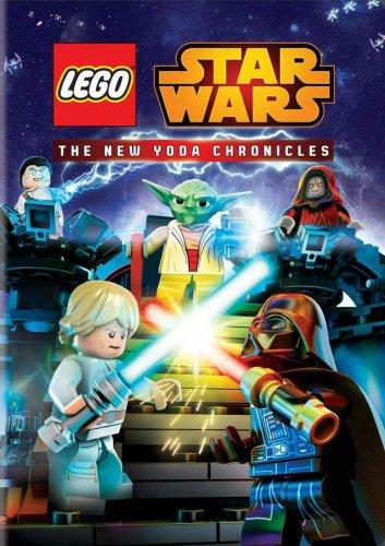Star wars lego - the new yoda chronicles dvd £3.00 Free p&p /  c&c @ Tesco