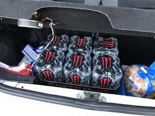 Monster assault 4x500ml £1.99 @ B&M in store