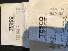 BT8600 / BT6600 And More RTC £14.75 @ Tesco Guildford 75% off + 250/500 CC Points!