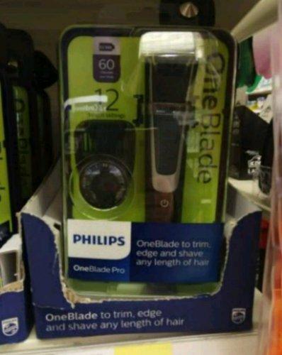 Philips OneBlade Pro - £16.25 - Tesco instore