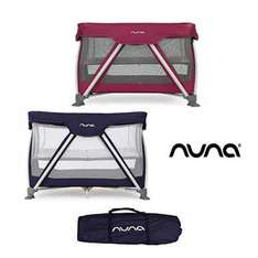 Nina Sena Mini travel cot - £49.95 @ Online4baby (delivery £4.95 or free for overs >£50)