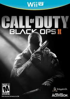 Call of Duty: Black Ops 2 Wii U £4.84 (Prime) / £6.83 (non Prime) Sold by Go2Games and Fulfilled by Amazon