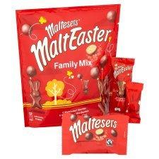 Malteaster Family Mix 225G £1.50 @ Tesco