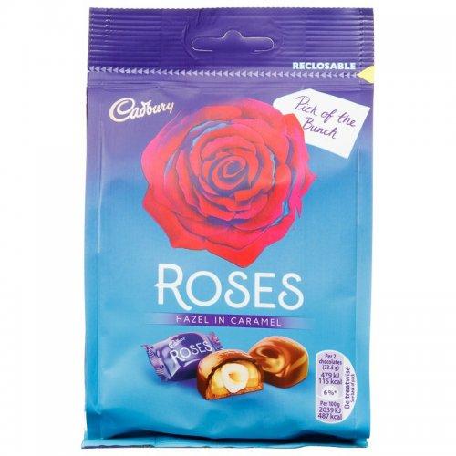 Roses hazel in caramel 92g for only 49p rrp £1 @ B&M