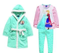 Disney Frozen Robe and Pyjamas Set (3-4 and 4-5 years) Now £7.99 at Argos