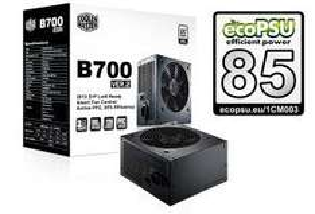 Cooler Master B Series B700 ver.2 PSU - £42.98 - Ebuyer