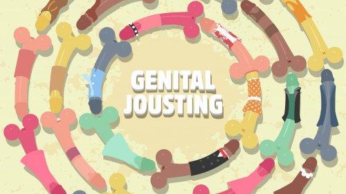 Genital Jousting (NSFW) - £1.99 @ Steam