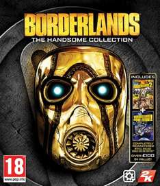 [Xbox One/PS4] Borderlands: The Handsome Collection - £7.99 (+£2.39 P&P) - 2K Store