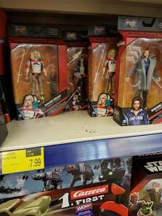 Suicide Squad 6 inch DC Multiverse Figures (prob store specific!) - £7.99 instore @ B&M Sunderland